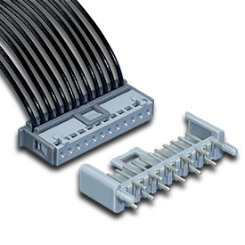 Stocko connector system pitch 2,5mm Wire to Board socket connectors (WtB)