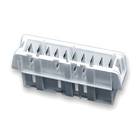 ECO-DOMO PM Stocko connector system pitch 5mm For flying lead or panel mounting RAST 5 standard